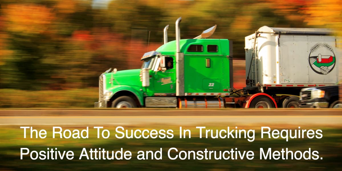 truck driver skills and qualifications